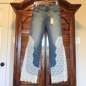 NWT Allen B Jeans